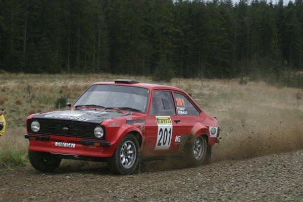 2006 British Rally Championship,Pirelli International Rally, Carlisle 13th-14th May 2006,Colin McRae,World Copyright: Jakob Ebrey/LAT Photographic.
