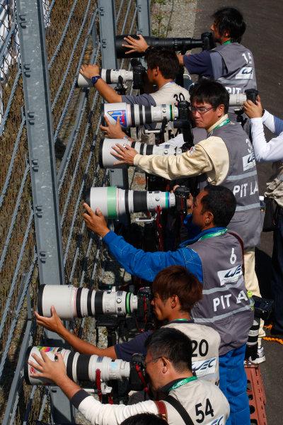Fuji Speedway, Japan, 12th-14th October, 2012,PhotographersWorld Copyright Ebrey/LAT Photographic