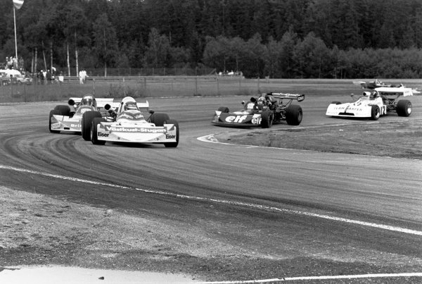 Karlskoga, Sweden. 11th August 1974.