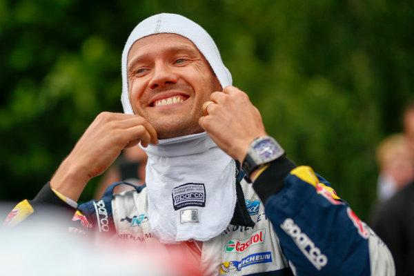 2017 FIA World Rally Championship, Round 08, Rally Poland / June 29 - July 2 2017, Sebastien Ogier, Ford, portrait, Worldwide Copyright: McKlein/LAT