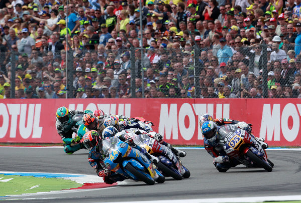 2017 Moto3 Championship - Round 8 Assen, Netherlands Sunday 25 June 2017 Aron Canet, Estrella Galicia 0,0 World Copyright: David Goldman/LAT Images ref: Digital Image 680149