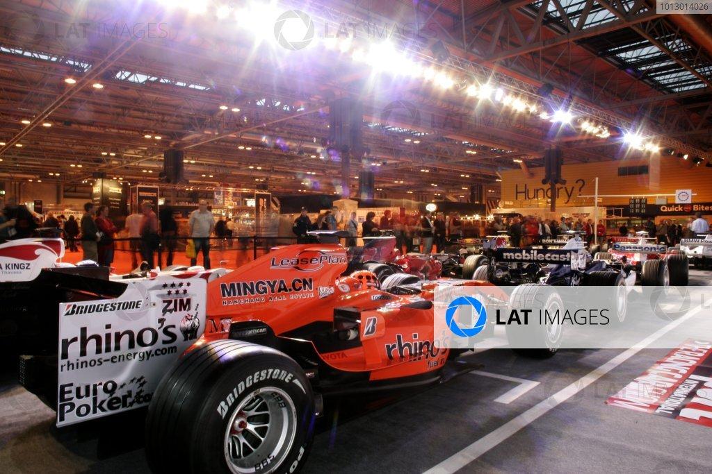 2007 Autosport International Show