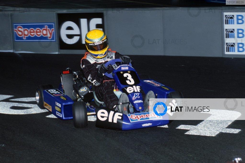 2000 Elf Masters Karting.