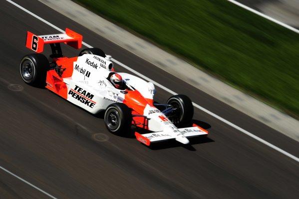 4-25 May 2008, Indianapolis,Indiana USARyan Briscoe's Team Penske Honda/Dallara #6©2008 F Peirce Williams USALAT Photographic
