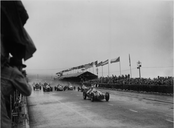 St Helier, Jersey, Channel Islands. 28th April 1949.