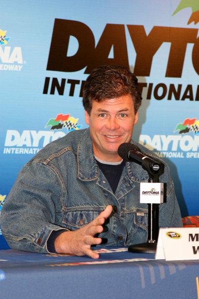16-17 January, 2009, Daytona Beach, Florida USA Michael Waltrip©2008, Greg Aleck, USALAT Photographic