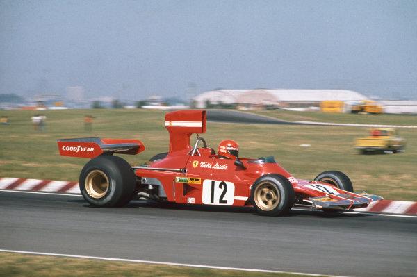 1974 Argentinian Grand Prix  Buenos Aires, Argentina. 11-13th January 1974.  Niki Lauda, Ferrari 312B3, 2nd position.  Ref: 74ARG11. World Copyright: LAT Photographic