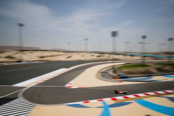 2017 FIA Formula 2 Round 1. Bahrain International Circuit, Sakhir, Bahrain.  Friday 14 April 2017. Stefano Coletti (MON, Campos Racing)  Photo: Zak Mauger/FIA Formula 2. ref: Digital Image _56I9792