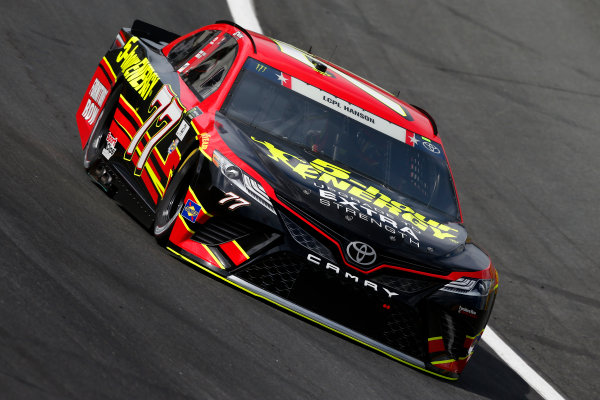 Monster Energy NASCAR Cup Series Coca-Cola 600 Charlotte Motor Speedway, Concord, NC USA Thursday 25 May 2017 Erik Jones, Furniture Row Racing, 5-hour ENERGY Extra Strength Toyota Camry World Copyright: Lesley Ann Miller LAT Images