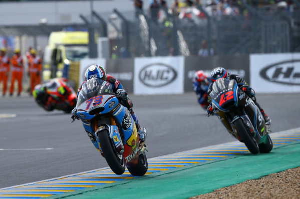 2017 Moto2 Championship - Round 5 Le Mans, France Sunday 21 May 2017 Alex Alex Marquez, Marc VDS World Copyright: Gold & Goose Photography/LAT Images ref: Digital Image 671768