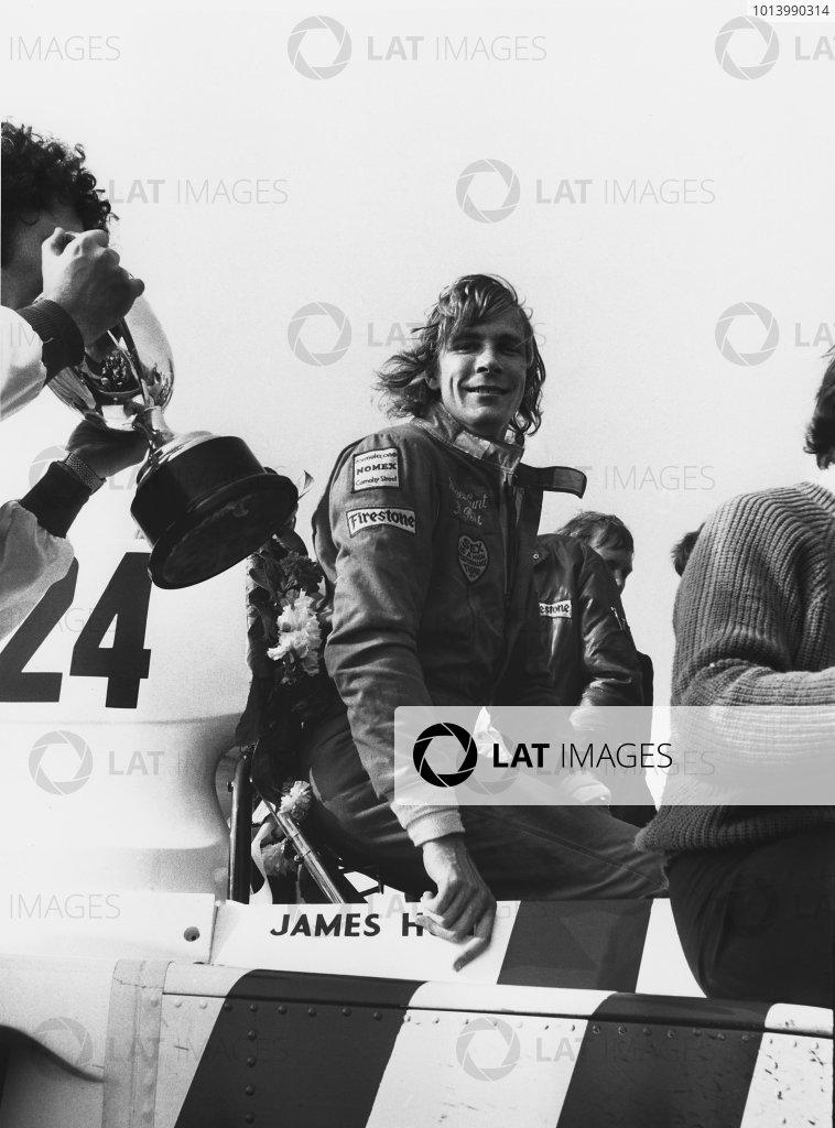 1974 BRDC International Trophy.