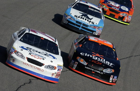 Tony Raines (USA), Staff America Chevrolet, had a career best finish with a sixth place finish.NASCAR Winston Cup Series, Rd35, Pop-Secret Microwave Popcorn 400, Rockingham, North Carolina, USA. 9 November 2003.DIGITAL IMAGE