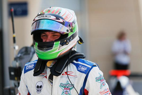 2015 GP3 Series Round 8. Bahrain International Circuit, Bahrain Saturday 21 November 2015. Matthew Parry (GBR, Koiranen GP)  Photo: Sam Bloxham/GP3 Series Media Service. ref: Digital Image _SBL4858