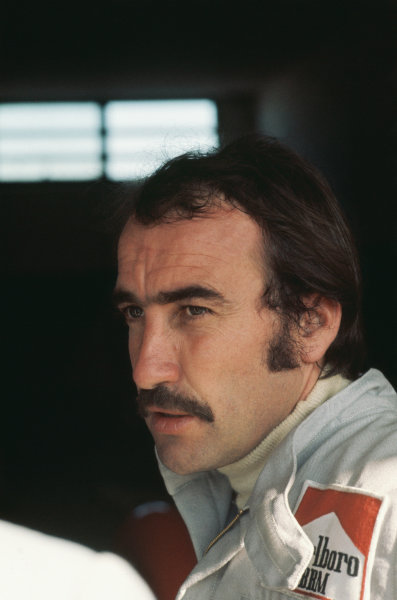 1973 Argentinian Grand Prix.  Buenos Aires, Argentina. 26-28th January 1973.  Clay Regazzoni, BRM.  Ref: 73ARG50. World Copyright: LAT Photographic