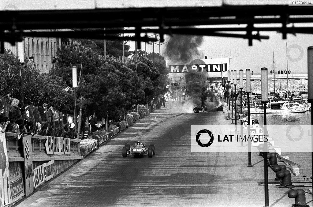 1967 Monaco Grand Prix.