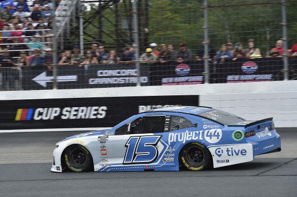 #15: James Davison, Rick Ware Racing, Chevrolet Camaro