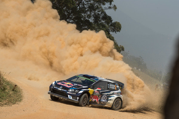 Jari-Matti Latvala (FIN) / Miikka Anttila (FIN), Volkswagen Motorsport Polo R WRC at FIA World Rally Championship, Rd13, Rally Australia, Day Three, Coffs Harbour, New South Wales, Australia, 20 November 2016.