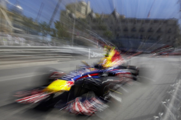 Mark Webber, Red Bull RB7 Renault.