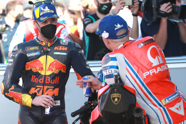 Pol Espargaro, Red Bull KTM Factory Racing Jack Miller, Pramac Racing.