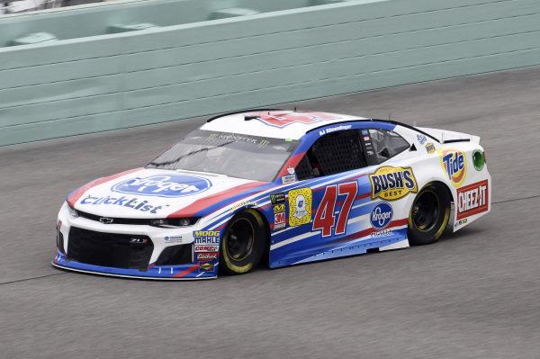 #47: A.J. Allmendinger, JTG Daugherty Racing, Chevrolet Camaro Kroger ClickList