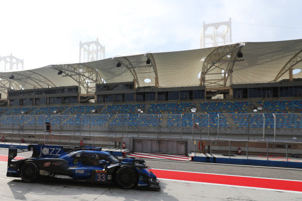 #33 High Class Racing Oreca 07 - Jan Magnussen