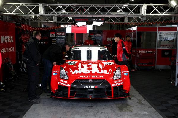 Ronnie Quintarelli, NISMO Nissan GT-R NISMO GT500.
