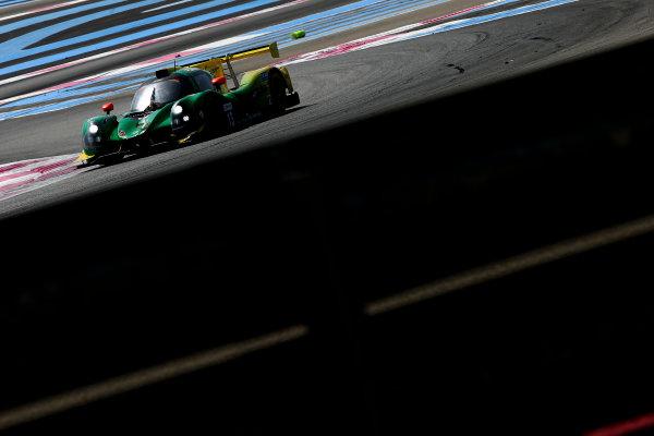 2017 European Le Mans Series, Le Castellet, France. 25th - 27th August 2017. #13 Jakub Smiechowski (POL) / Martin Hippe (DEU) - INTER EUROPOL COMPETITION - Ligier JS P3 ? Nissan World Copyright: JEP/LAT Images