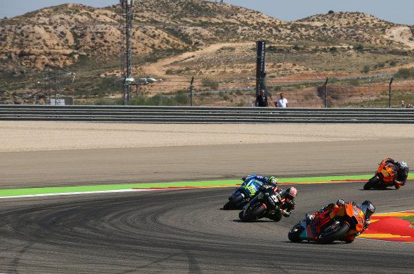 2017 MotoGP Championship - Round 14 Aragon, Spain. Saturday 1 January 2000 Mika Kallio, Red Bull KTM Factory Racing  World Copyright: Gold and Goose / LAT Images ref: Digital Image 14168