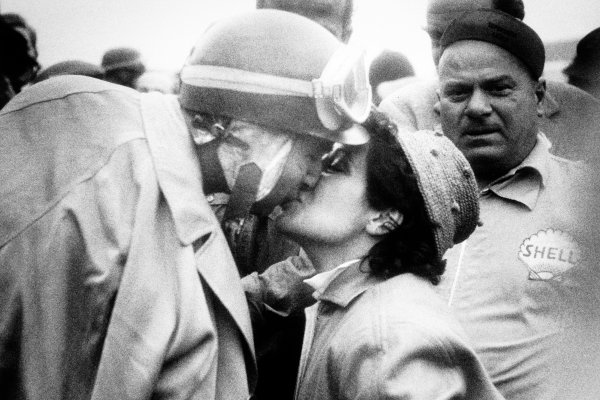 Silverstone, Great Britain. 14 July 1956.