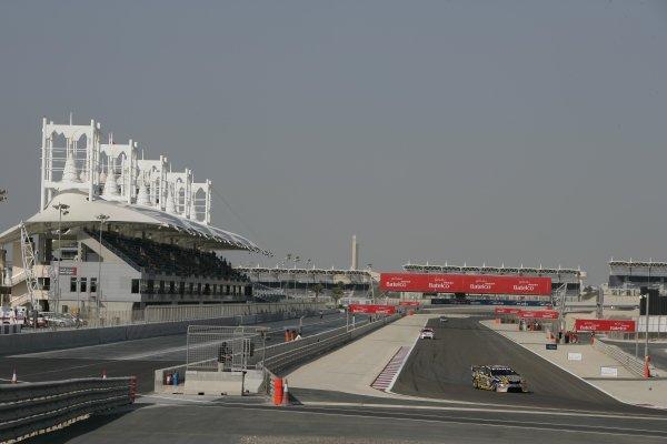 V8 Supercars Championship Round 12. V8 Supercars hit the track for the first time in Bahrain for the V8 Supercars Desert 400 this week. November 23-25, 2006. Mark Horsburgh