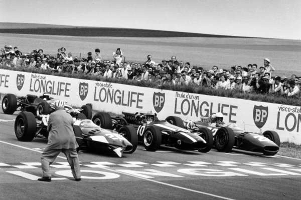 1966 French Grand Prix.