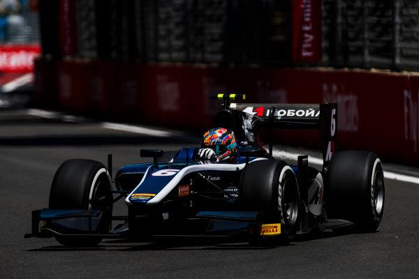2017 FIA Formula 2 Round 4. Baku City Circuit, Baku, Azerbaijan. Friday 23 June 2017. Artem Markelov (RUS, RUSSIAN TIME)  Photo: Zak Mauger/FIA Formula 2. ref: Digital Image _54I9835