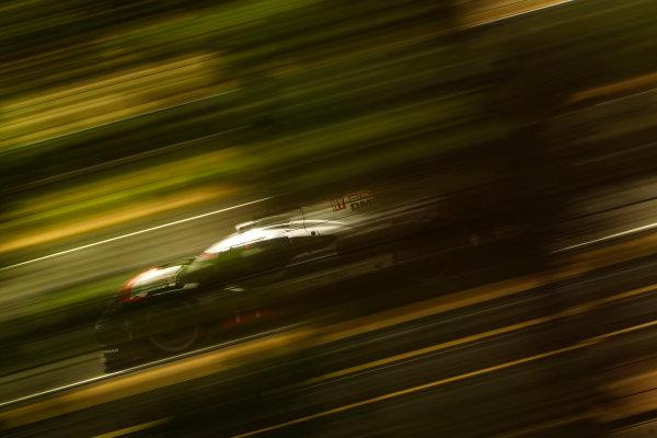 2017 Le Mans 24 Hours Test day, Le Mans, France. 4th June 2017. #1 Porsche LMP Team Porsche 919 Hybrid: Neel Jani, Andre Lotterer, Nick Tandy. World Copyright: JEP/LAT Images.