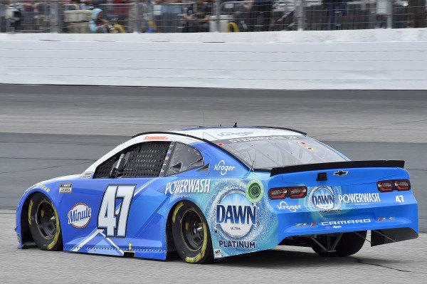 #47: Ricky Stenhouse Jr., JTG Daugherty Racing, Chevrolet Camaro Kroger/Dawn