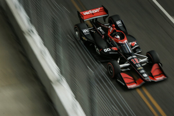 #12: Will Power, Team Penske Chevrolet