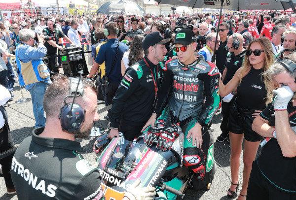 Fabio Quartararo, Petronas Yamaha SRT .