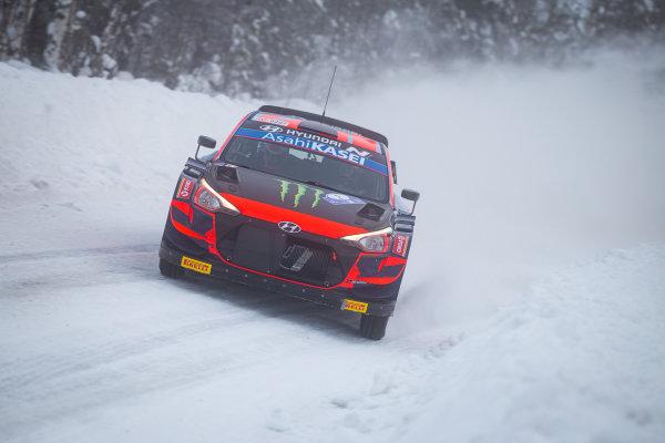 Oliver Solberg (SWE), Hyundai 2C Competition, Hyundai i20 WRC
