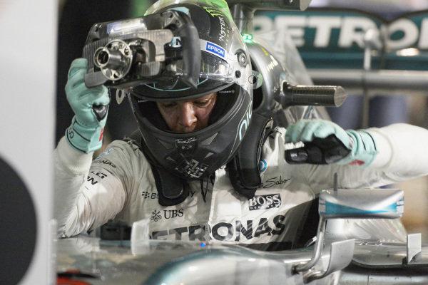 Nico Rosberg, Mercedes.