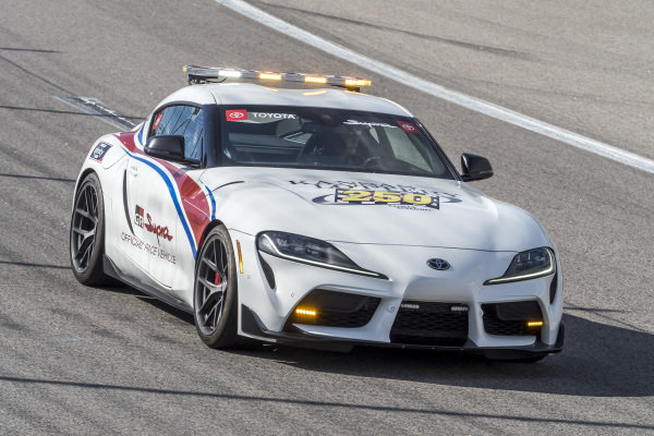 Toyota Supra pace car