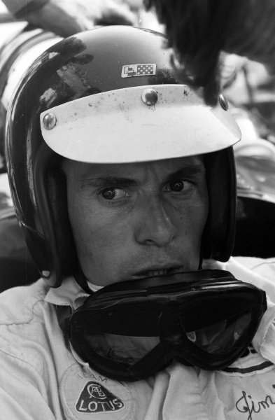 Jim Clark.