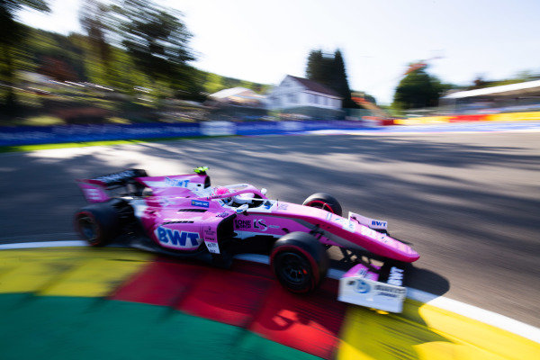 SPA-FRANCORCHAMPS, BELGIUM - AUGUST 30: Anthoine Hubert (FRA, BWT ARDEN) during the Spa-Francorchamps at Spa-Francorchamps on August 30, 2019 in Spa-Francorchamps, Belgium. (Photo by Joe Portlock / LAT Images / FIA F2 Championship)