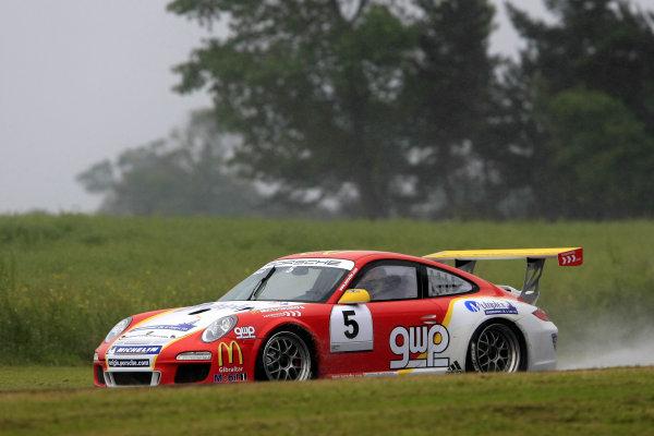 Croft, 23rd-24th June 2012,Richard Plant (GBR) Team Parker Racing Porsche Carrera CupWorld Copyright: Ebrey/LAT Photographic
