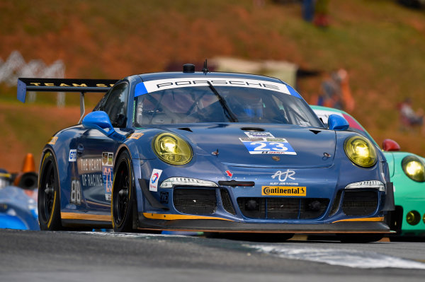 1-4 October, 2014, Braselton, Georgia USA 23, Porsche, 911 GT America, GTD, Ian James, Mario Farnbacher, Alex Riberas ?2014, Nigel Kinrade LAT Photo USA