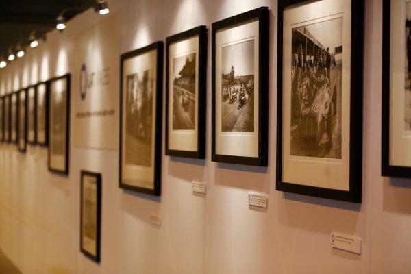 Autosport International Exhibition. National Exhibition Centre, Birmingham, UK. Thursday 12 January 2017.  World Copyright: Sam Bloxham/LAT Photographic. Ref: _SLA2678