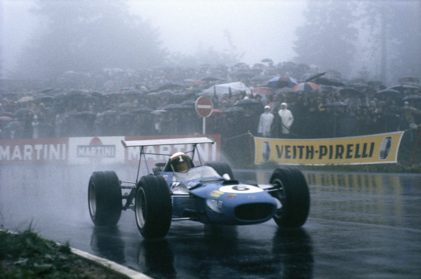 Jackie Stewart, Matra MS10 Ford.