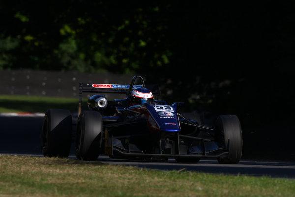 2017 British Formula 3 International Series Brands Hatch Kent 9th 11th August