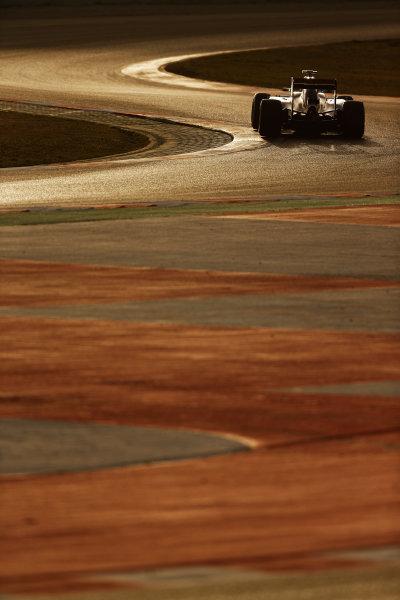 Circuit de Catalunya, Barcelona, Spain Monday 22 February 2016. Marcus Ericsson, Sauber C35 Ferrari. World Copyright: Sam Bloxham/LAT Photographic ref: Digital Image _SBL5407