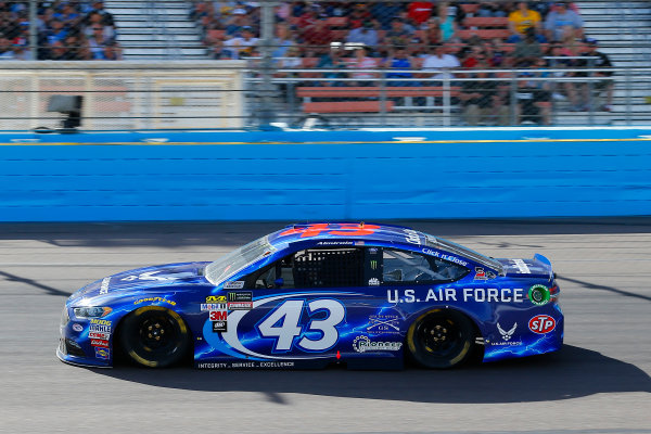 Monster Energy NASCAR Cup Series Can-Am 500 Phoenix Raceway, Avondale, AZ USA Sunday 12 November 2017 Aric Almirola, Richard Petty Motorsports, United States Air Force Ford Fusion World Copyright: Russell LaBounty LAT Images