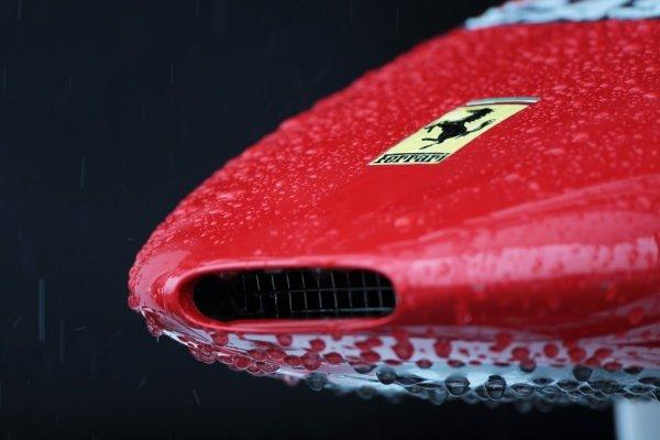 Ferrari F10 nose cone.Formula One World Championship, Rd 8, Canadian Grand Prix, Preparations, Montreal, Canada, Thursday 10 June 2010.