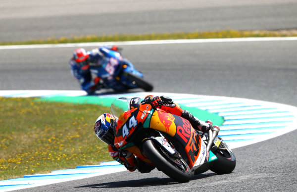 2017 MotoGP Championship - Round 4 Jerez, Spain Sunday 7 May 2017 Miguel Oliveira, Red Bull KTM Ajo World Copyright: Gold & Goose Photography/LAT Images ref: Digital Image 16171